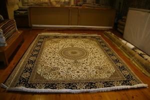 Teppichschaum zum Teppich reinigen