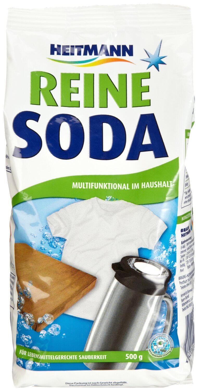 Soda Reinigung Teppich Reinigen