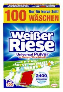 Teppich reinigen mit Waschpulver